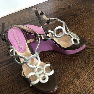 Celine Shoes - Celine platform heals